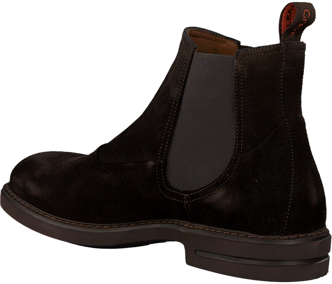 Bruine GREVE Chelsea boots GERMAN - large