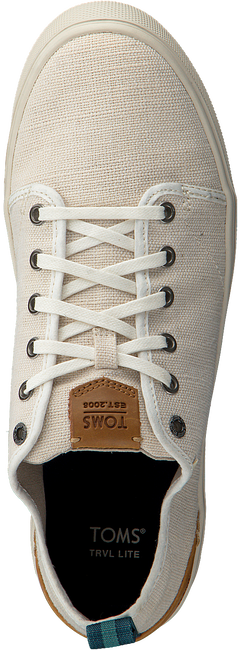Beige TOMS Sneakers TRVL LITE LOW MEN  - large