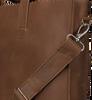 Bruine MYOMY Laptoptas BUSINESS BAG - small