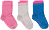 Multi LE BIG Sokken JO SOCK 3-PACK - small