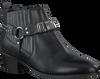 Zwarte BRONX Enkellaarsjes 46923  - small