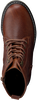 Cognac OMODA Veterboots LIDA 01  - small