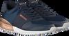 Blauwe BJORN BORG Sneakers R200 LOW SAT - small