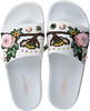 Witte THE WHITE BRAND Slippers ASIAN - small