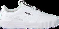 Witte PUMA Lage sneakers CARINA BOLD  - medium