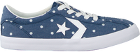 Blauwe CONVERSE Sneakers BREAKPOINT OX KIDS - medium