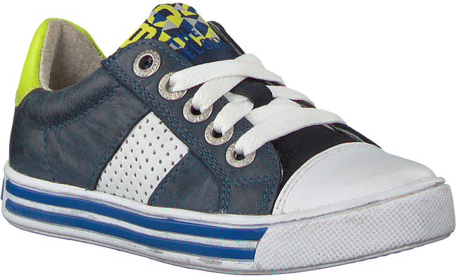 Blauwe BRAQEEZ Sneakers DICKY DAY  - large