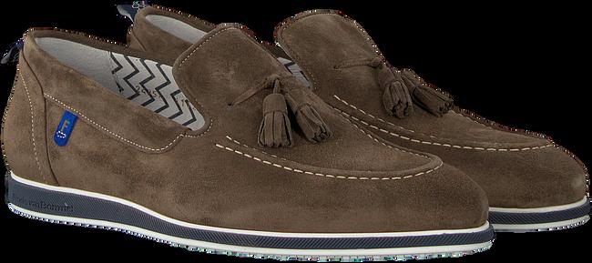 Grijze FLORIS VAN BOMMEL Loafers 11127 - large