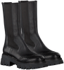 Zwarte ASH Chelsea boots LENNOX  - small