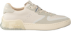 Witte COACH Lage sneakers ADB SUEDE-LEATHER COURT  - small