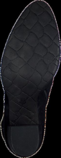 Zwarte MJUS Enkellaarsjes LAVANDA  - large