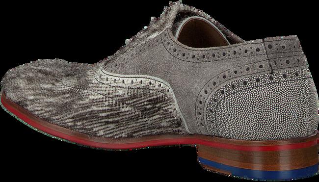 Witte FLORIS VAN BOMMEL Nette schoenen 19124  - large