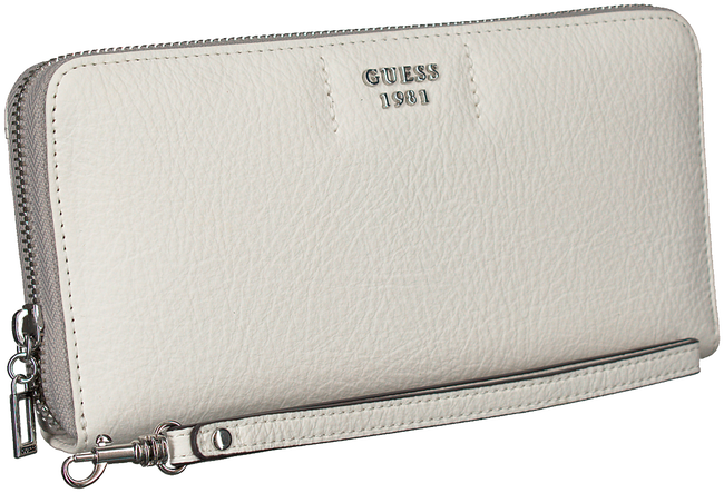 Witte GUESS Portemonnee SWVY69 54460 - large