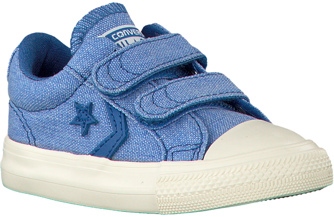 Blauwe CONVERSE Sneakers STAR PLAYER EV 2V OX KIDS - large