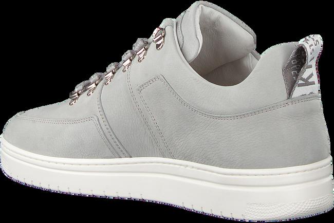 Grijze NUBIKK Sneakers YEYE MAZE  - large
