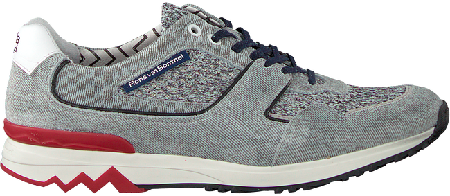 Grijze FLORIS VAN BOMMEL Sneakers 16220 - large