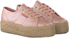 Roze SUPERGA Sneakers 2790 LINRBROPEW  - small