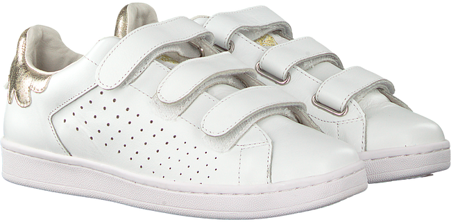 Witte VINGINO Sneakers TORNEO VELCRO  - large