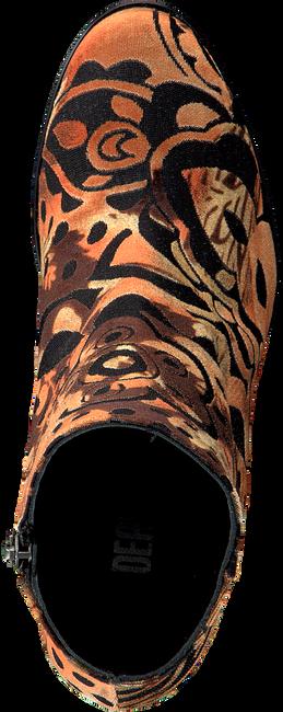 Oranje DEABUSED Enkellaarsjes 1961  - large