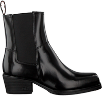 Zwarte SCOTCH & SODA Chelsea boots SHEILA  - medium