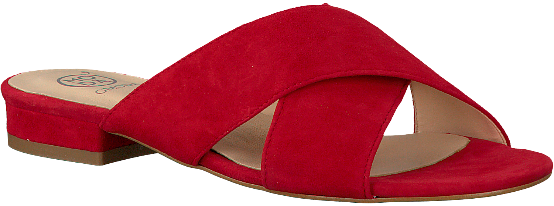 Omoda Pantoufles Rouges 2203 GRUu6mm