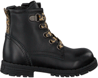 Zwarte OMODA Veterboots OM120665  - medium