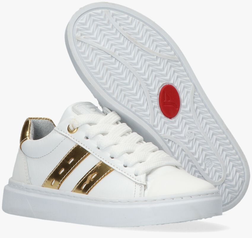 Witte JOCHIE & FREAKS Lage sneakers JF-21500 - larger