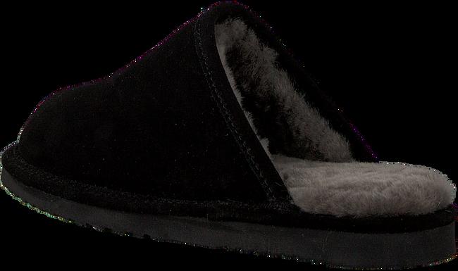Zwarte WARMBAT Pantoffels KEITH  - large
