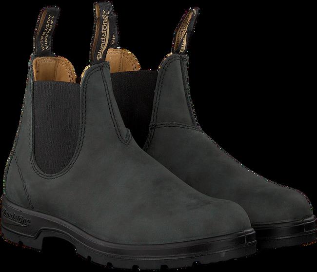 Grijze BLUNDSTONE Chelsea boots CLASSIC DAMES  - large