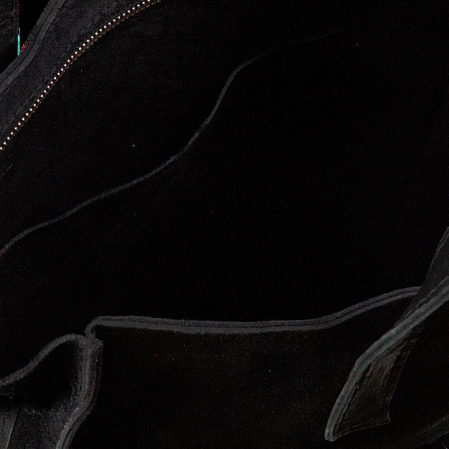 Zwarte SHABBIES Handtas 283020015  - large