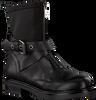 Zwarte VIA VAI Enkellaarsjes 5117071 - small