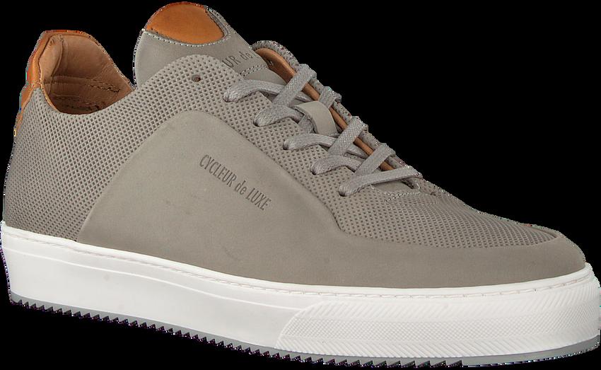 Grijze CYCLEUR DE LUXE Lage sneakers ICELAND  - larger