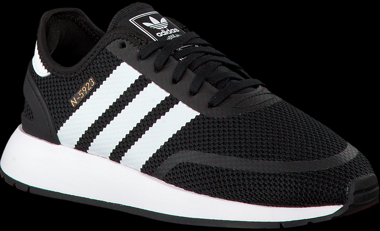 Zwarte ADIDAS Sneakers N-5923 J - Omoda.nl