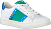 Witte KANJERS Sneakers 6305 - small