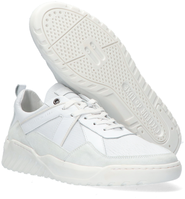 Witte CYCLEUR DE LUXE Lage sneakers ILLINOIS  - large