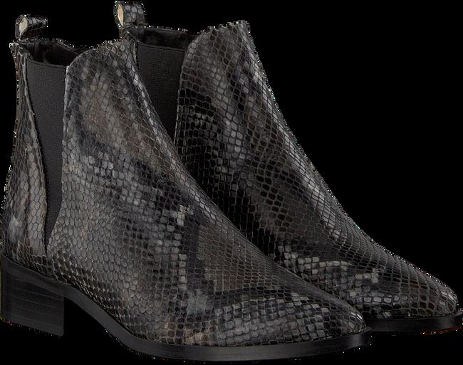 Grijze DEABUSED Chelsea boots 7001 - large