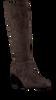 Taupe OMODA Lange laarzen ESISKA  - small