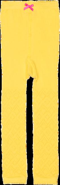 Gele LE BIG Sokken JAEL LEGGING - large