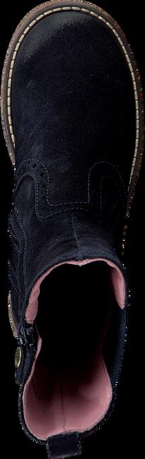 Blauwe BO-BELL Lange laarzen POCAHON  - large