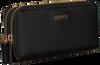 Zwarte LIU JO Portemonnee XL DOUBLE ZIP AROUND NIAGARA - small