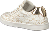 Witte TON & TON Lage sneakers OM120140  - small
