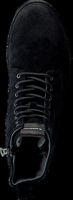 Zwarte BLACKSTONE Veterschoenen QM23 - large