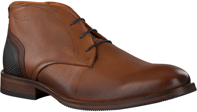 Cognac VAN LIER Nette schoenen 1859203 - large