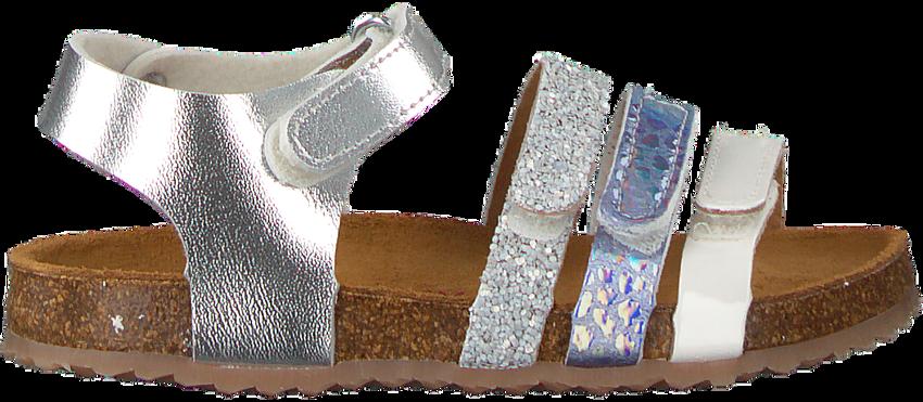 Zilveren DEVELAB Sandalen 48182 - larger