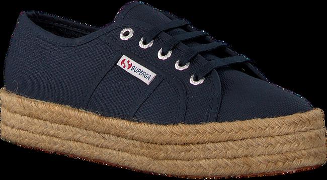 Blauwe SUPERGA Sneakers COTROPEW - large