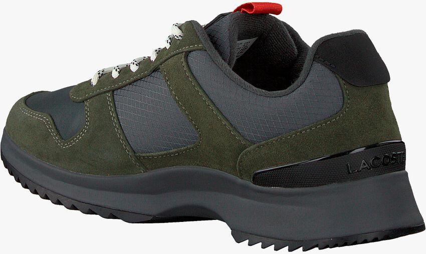 Groene LACOSTE Sneakers JOGGEUR 2.0  - larger