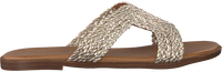 Gouden NOTRE-V Slippers 443018  - medium