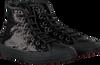 Zwarte CONVERSE Sneakers CTAS HI DAMES  - small