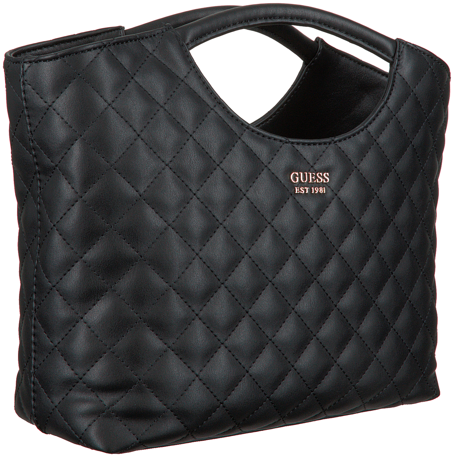 Zwarte GUESS Shopper MIRIAM SMALL SHOPPER Omoda.nl