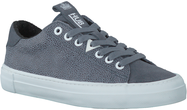 Blauwe HUB Sneakers HOOK-W DOTTED  - large